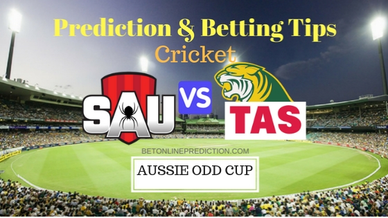 South Australia vs Tasmania 11th ODI Prediction and Free Betting Tips 27th September 2018 (1)