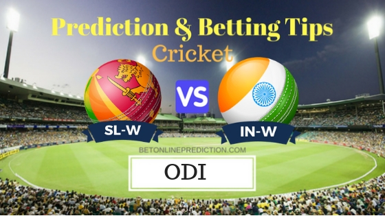 Sril Lanka W vs India W 1st ODI Prediction and Free Betting Tips 11th September 2018