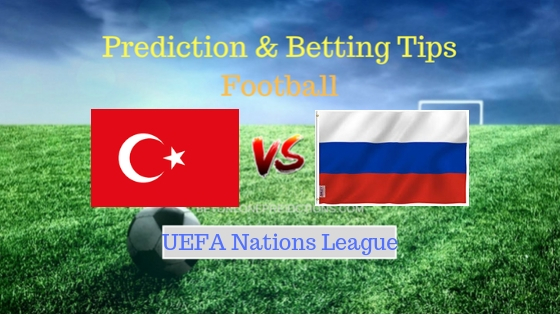 Turkey vs Russia Prediction and Free Betting Tips 7th September 2018