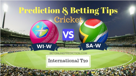 Windies Women vs South Africa Women 2nd T20 Prediction and Free Betting Tips 29th September 2018