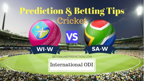 Windies Women vs South Africa Women 3rd ODI Prediction and Free Betting Tips 22th September 2018