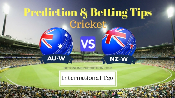 Australia Women vs New Zealand Women 3rd T20 Prediction and Free Betting Tips 5th October 2018