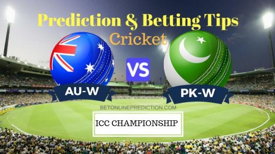 Australia Women vs Pakistan Women 1st ODI Team, Team News, Winner Prediction 18th October 2018