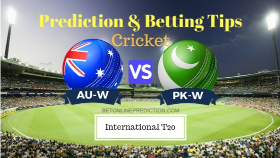 Australia Women vs Pakistan Women 1st T20 Team, Team News, Winner Prediction 25th October 2018