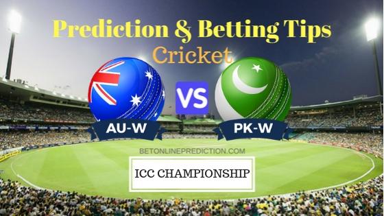 Australia Women vs Pakistan Women 3rd ODI Team, Team News, Winner Prediction 22th October 2018
