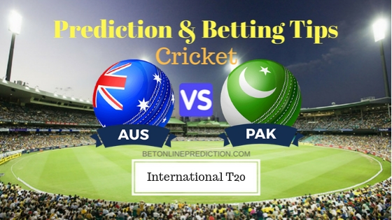 Australia vs Pakistan 1st T20 Team, Team News, Winner Prediction 24th October 2018