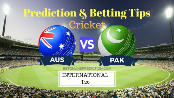Australia vs Pakistan 2nd T20 Team, Team News, Winner Prediction 26th October 2018