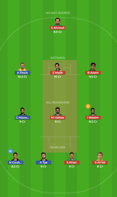 Australia vs Pakistan 3rd T20 Dream11 Team, Team News, Winner Prediction 28th October 2018