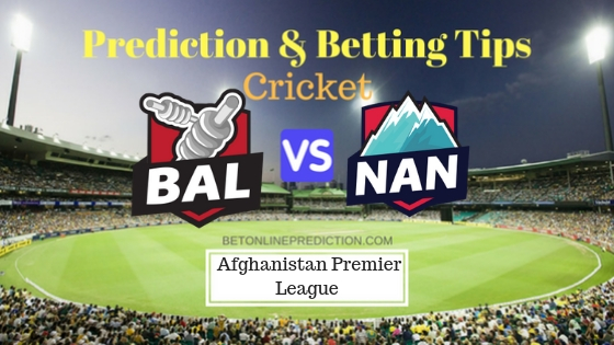 Balkh Legends vs Nangarhar Leopards 1st Semi-Final T20 Team, Team News, Winner Prediction 19th October 2018