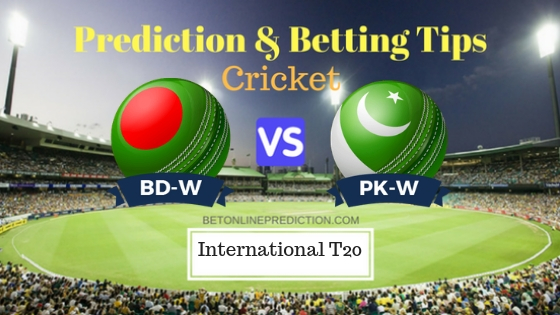 Bangladesh Women vs Pakistan Women 1st T20 Prediction and Free Betting Tips 2nd October 2018 (1)