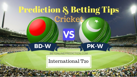 Bangladesh Women vs Pakistan Women 3rd T20 Prediction and Free Betting Tips 5th October 2018