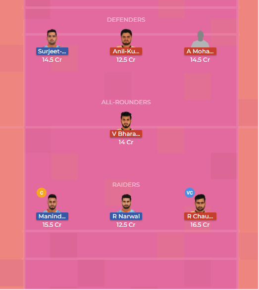 Bengal Warriors vs Telugu Titans 17th Dream11 Team, Team News, Winner Prediction 16th October 2018