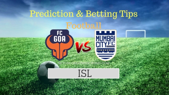 Goa vs Mumbai City Team, Team News, Winner Prediction 24th October 2018