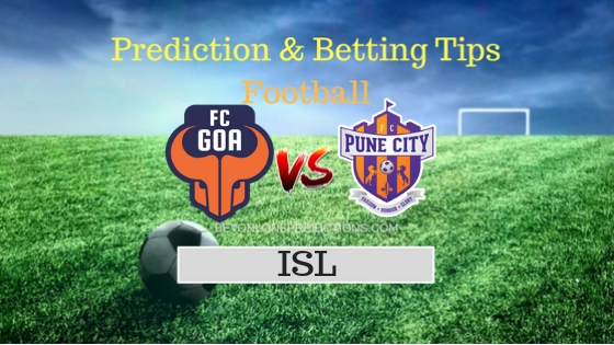 Goa vs Pune City Team, Team News, Winner Prediction 28th October 2018