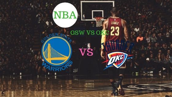Golden State Warriors vs Oklahoma City Thunder Team, Team News, Winner Prediction 17th October 2018 (1)