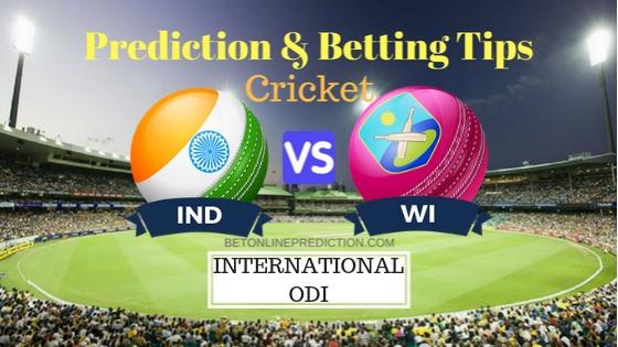 India vs Windies 1st ODI Team, News, Winner Prediction 21th October 2018