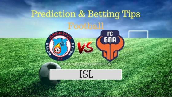 Jamshedpur vs Goa Team, Team News, Winner Prediction 1st November 2018