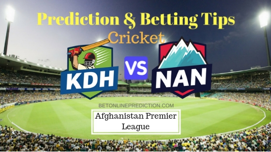 Kandahar Kings vs Nangarhar Leopards 2nd T20 Prediction and Free Betting Tips 06th October 2018