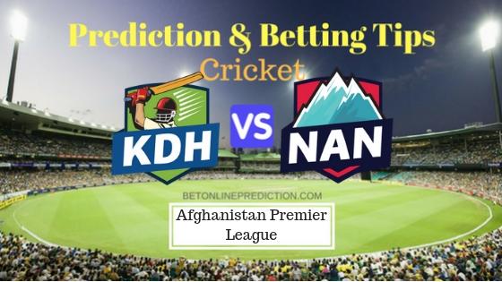 Kandahar Kings vs Nangarhar Leopards 2nd T20 Prediction and Free Betting Tips 06th October 2018