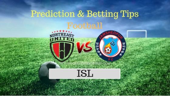 North East Utd vs Jamshedpur Team, Team News, Winner Prediction 25th October 2018