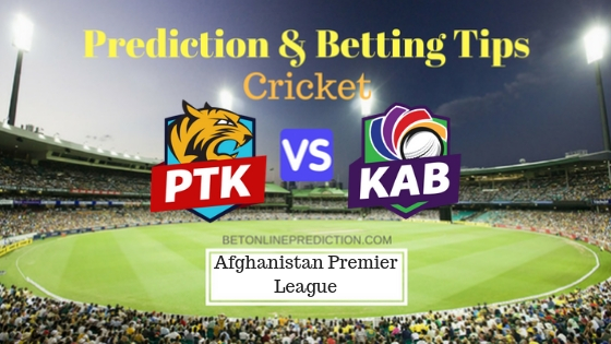 Paktia Panthers vs Kabul Zwanan 2nd Semi Final T20 Team, News, Winner Prediction 20th October 2018