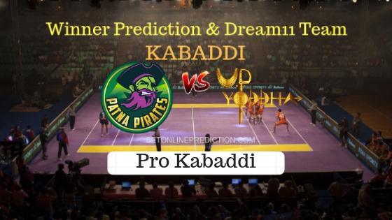 Patna Pirates vs UP Yoddha Prediction and Free Betting Tips 14th October 2018