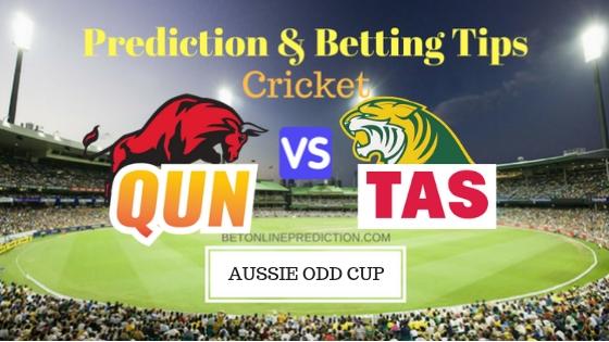 Queensland vs Tasmania 1st Semi-Final ODI Prediction and Free Betting Tips 06th October 2018