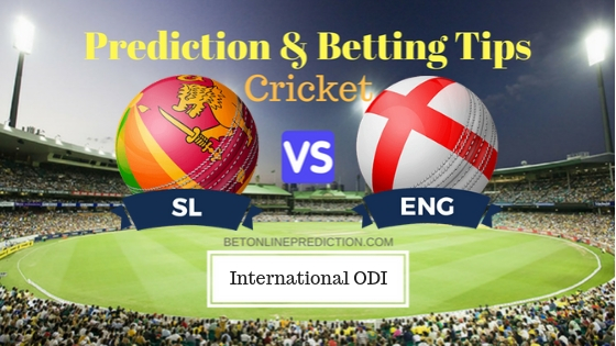 Sri Lanka vs England 5th ODI Team, Team News, Winner Prediction 23th October 2018
