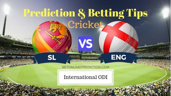 Sri Lanka vs England 5th ODI Team, Team News, Winner Prediction 23th October 2018