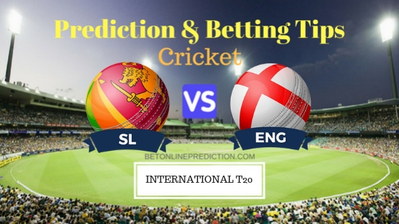 Sri Lanka vs England Only T20 Team, Team News, Winner Prediction 27th October 2018