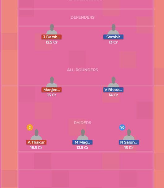 Tamil Thalaivas vs Telugu Titans Dream11 Prediction 09th October 2018