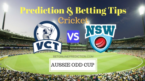 Victoria vs New South Wales Play Offs - Quarter-finals ODI Prediction and Free Betting Tips 4th October 2018