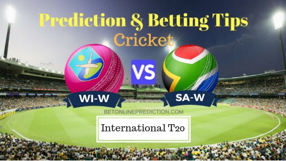 Windies Women vs South Africa Women 4th T20 Prediction and Free Betting Tips 5th October 2018