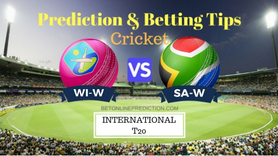 Windies Women vs South Africa Women 5th T20 Prediction and Free Betting Tips 07th October 2018