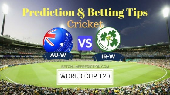 Australia Women vs Ireland Women 6th T20 Team, Team News, Winner Prediction 12th November 2018