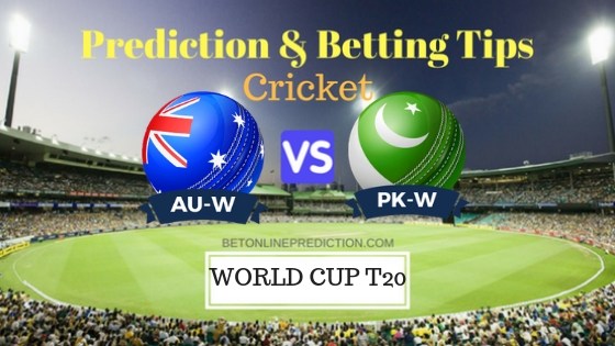 Australia Women vs Pakistan Women 2nd T20 Team, Team News, Winner Prediction 10th November 2018