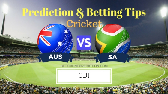 Australia vs South Africa 3rd ODI Team, Team News, Winner Prediction 11th November 2018