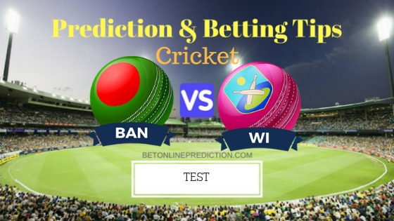 Bangladesh vs Windies 2nd TEST Team, Team News, Winner Prediction 30th November 2018