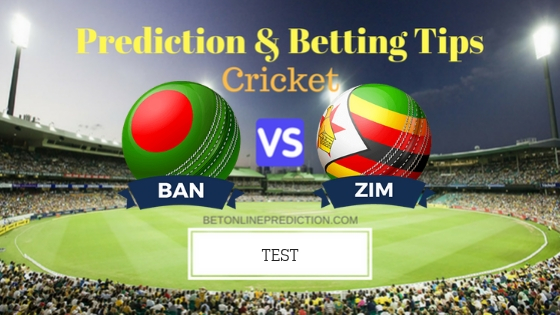 Bangladesh vs Zimbabwe 1st TEST Team, Team News, Winner Prediction 3rd November 2018
