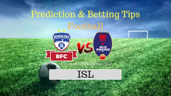 Bengaluru vs Delhi Dynamos 40th Team, Team News, Winner Prediction 26th November 2018