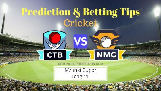 Cape Town Blitz vs Nelson Mandela Bay Giants 7th T20 Team, Team News, Winner Prediction 21th November 2018 (1)