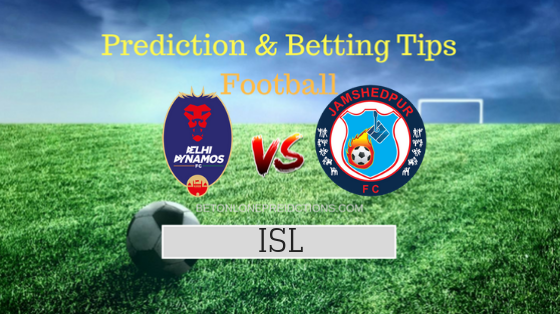 Delhi Dynamos FC vs Jamshedpur FC Team, Team News, Winner Prediction 4th November 2018