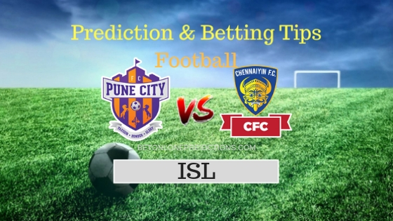 FC Pune City vs Chennaiyin FC 30th Team, Team News, Winner Prediction 6th November 2018