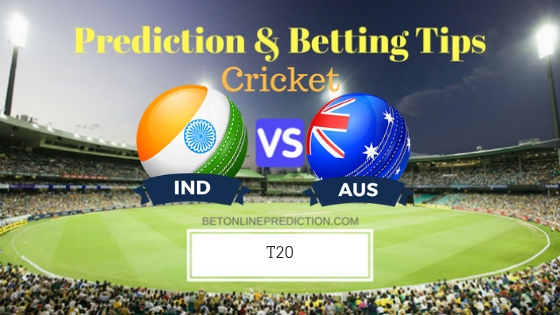 India vs Australia 3rd T20 Team, Team News, Winner Prediction 25th November 2018