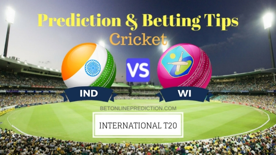 India vs Windies 1st T20 Team, Team News, Winner Prediction 4th November 2018