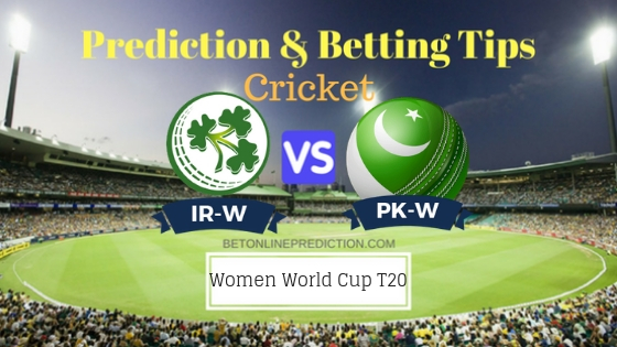 Ireland Women vs Pakistan Women 9th T20 Team, Team News, Winner Prediction 14th November 2018