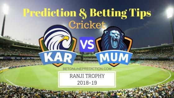 Karnataka vs Mumbai Round 3, Elite Group A TEST Team, Team News, Winner Prediction 20th November 2018