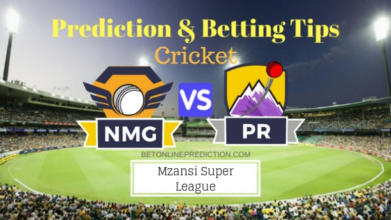 Nelson Mandela Bay Giants vs Paarl Rocks 15th T20 Team, Team News, Winner Prediction 30th November 2018