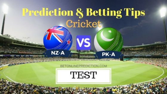 New Zealand A vs Pakistan A 2nd TEST Team, Team News, Winner Prediction 6th November 2018