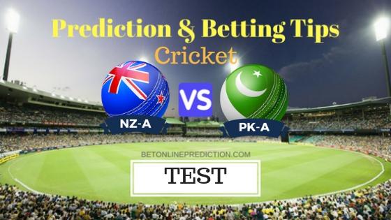 New Zealand A vs Pakistan A 2nd TEST Team, Team News, Winner Prediction 6th November 2018